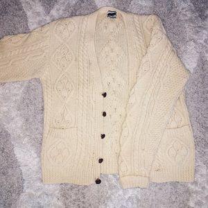 Sweaters - Irish Wool Sweater